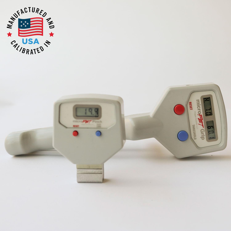 美国 HOGGAN 霍根科学 MicroFET 数字手评估测力计套件